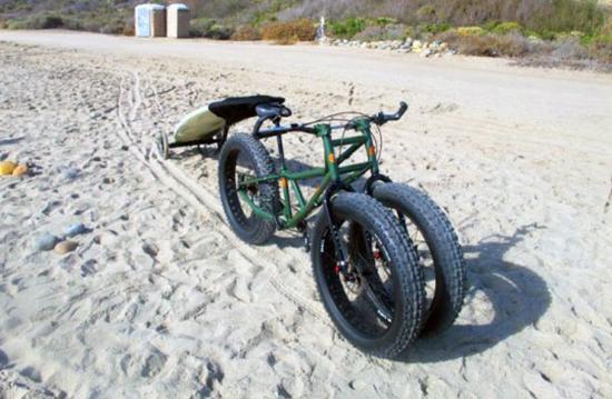 Трехколесный велосипед «Rungu»