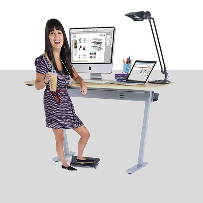 Постоим за столом StandDesk