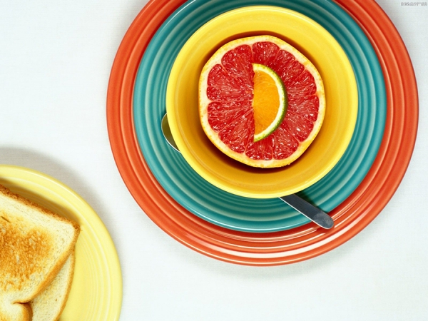 Говорящая тарелка в борьбе с лишним весом