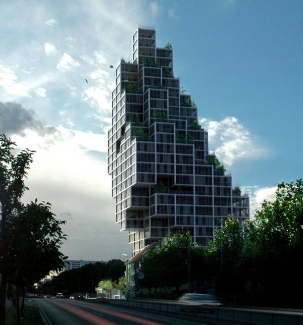Многофункциональный комплекс Skyvillage