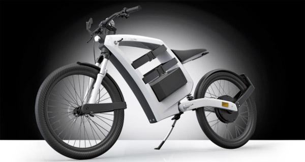 Мотоцикл на дровах Feddz