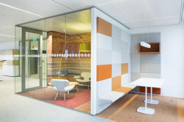 Новый офисный центр «NUON»