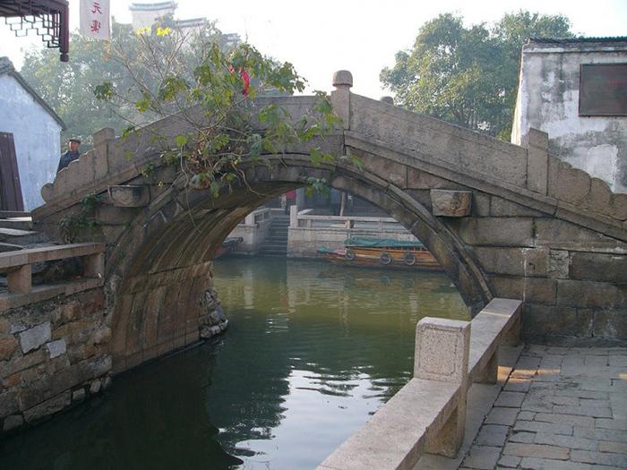 Сучжоу   город мостов