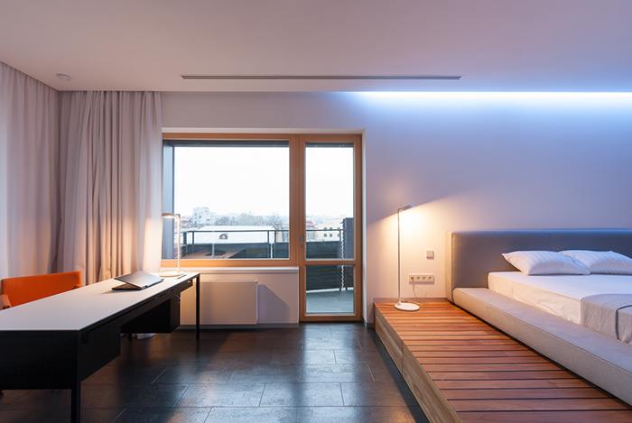 Разрабатываем дизайн спальни (окончание)