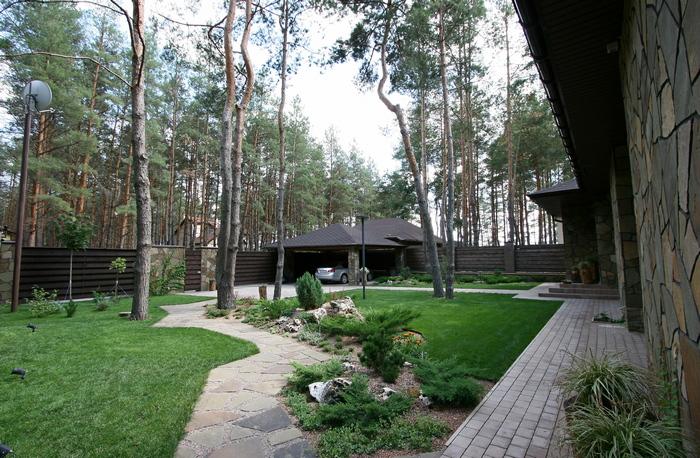 Постмодерн и другие: ландшафтный дизайн садового участка