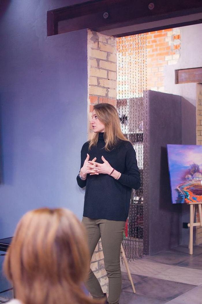 Создать и продать: семинар для дизайнеров в «AMD – design club»