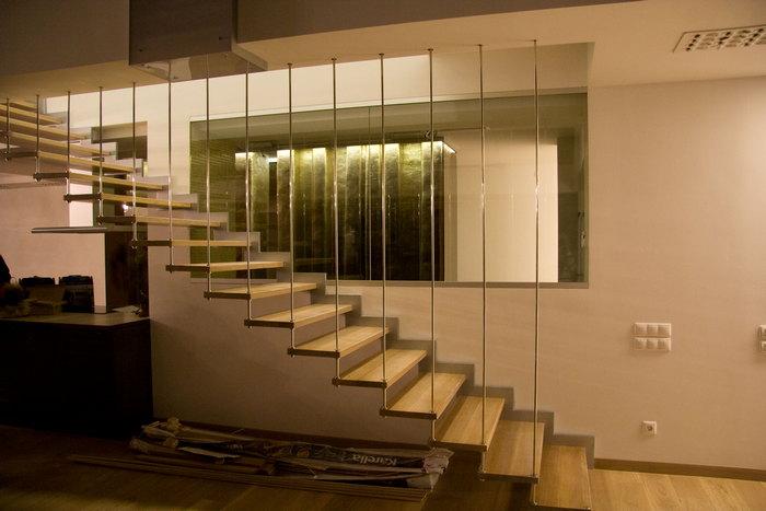 Мастерская лестниц  «ТЕТТО»