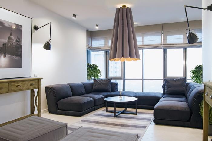 Тонкое чувство меры:  комфортный интерьер от  «Home Design»