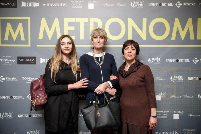 Архитектурная встреча «Метроном» в Днепре: первая ласточка