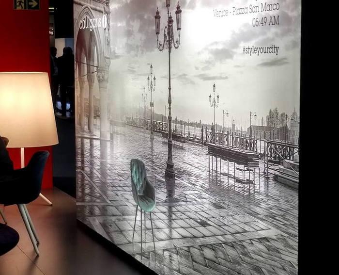 Картинки с выставки: новинки от «Calligaris» на «Salone del Mobile 2017»