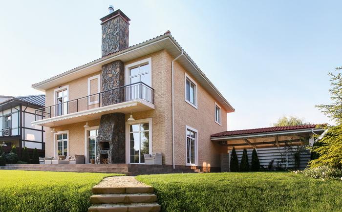 Функциональная лаконичность: дом в стиле прованс