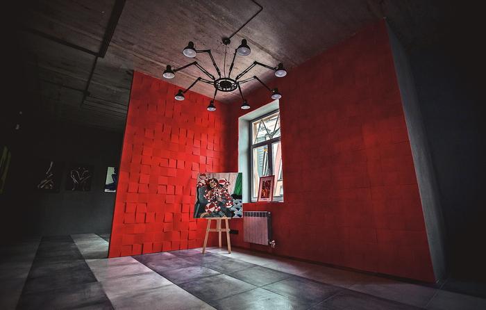 Зона творчества: креативное пространство в Киеве