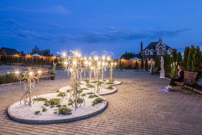 Кусочек счастья: гостевая вилла под Днепром