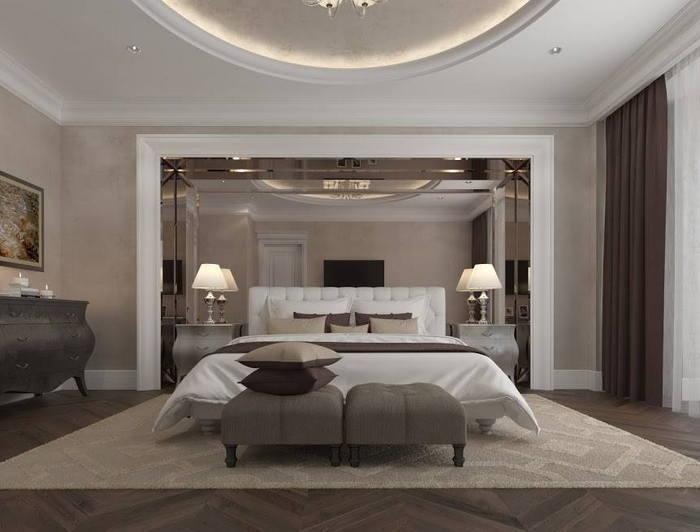 Дизайн спальни: воплощение мечты