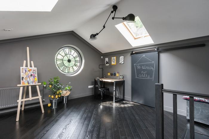 Личная территория: дизайн детской комнаты