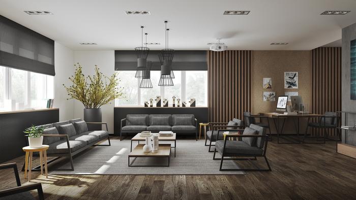 Дизайнерская мебель от CUBE44