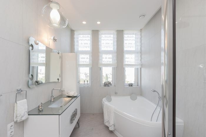 Дизайн ванной комнаты: четыре источника и четыре составных части