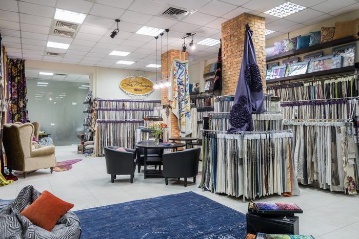 Салон эксклюзивного текстиля «Le Marquis»