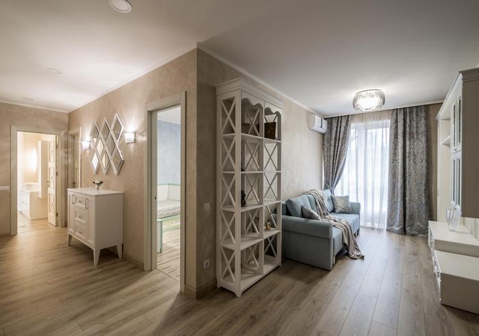 Современная классика: функциональная и комфортная квартира в Днепре