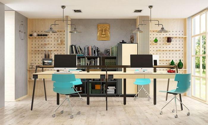 Офисное пространство: правила организации
