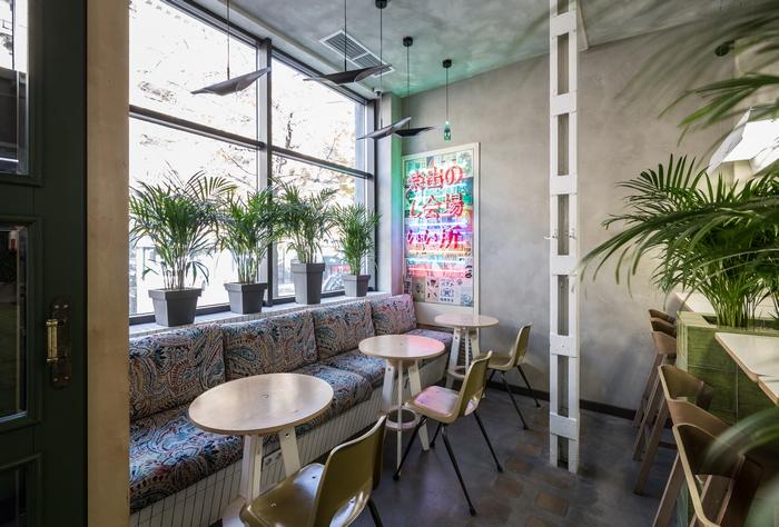 Дизайн кафе от Алены Бондарь: пора по пабам