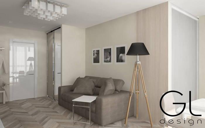 Небольшая квартира: как визуально увеличить жилое пространство