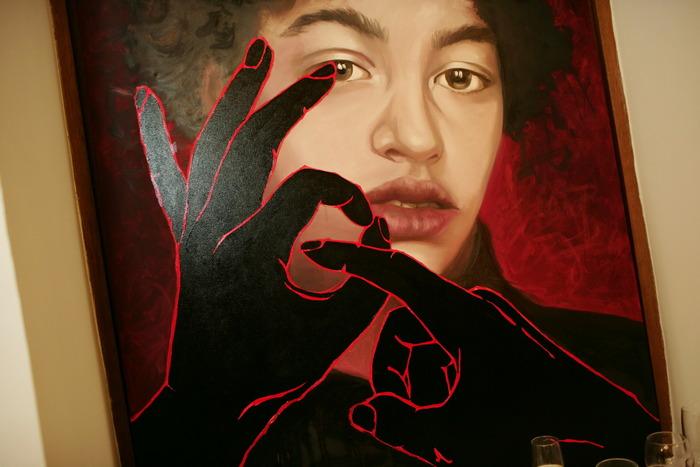 Выставка Валентины Засуцкой: где кончается зона комфорта