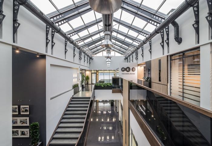 Дизайн офиса: архитектура, функциональность, эстетика