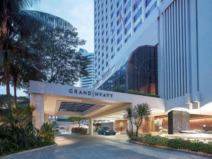 Отель «Grand Hyatt»: привлечение удачи с помощью фэн-шуй