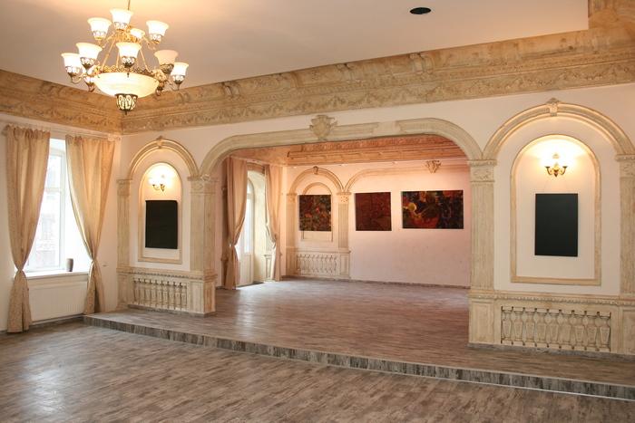 Арт-центр «Квартира: оазис культуры в Центре Днепра