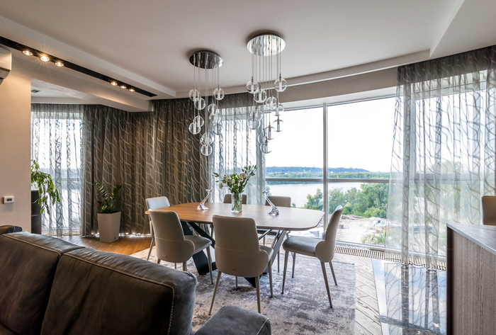 Апартаменты в Киеве: скромное обаяние свободной планировки