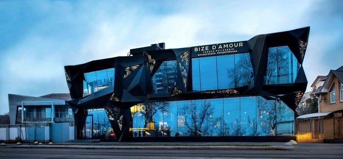 Кондитерская от JK Lab Architects: вдохновленные шоколадом