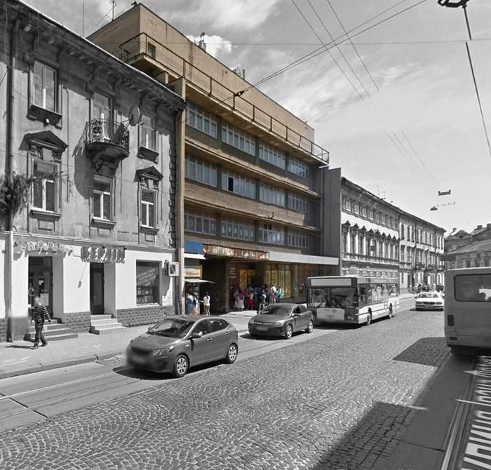 Апарт-отель в Киеве: креативная реконструкция экс-парикмахерской