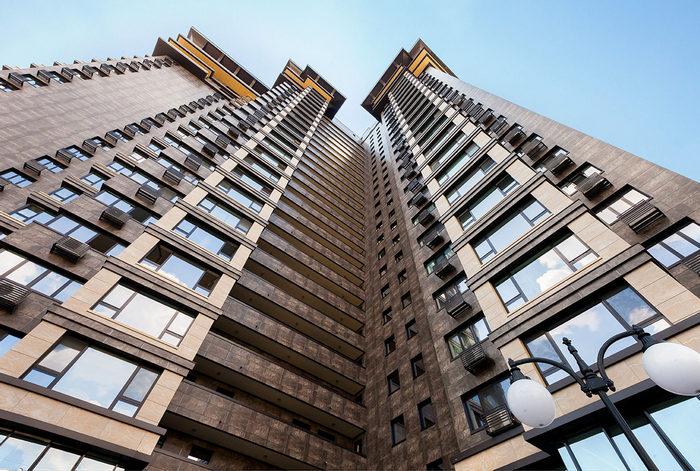 Жилой комплекс премиум-класса: джакузи на крыше