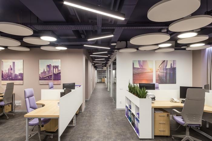 Дизайн интерьера офиса в Днепре: стильно и комфортно