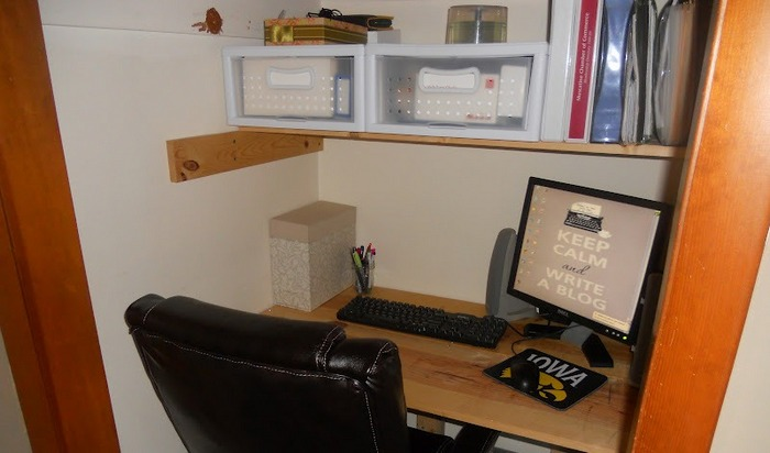 Рабочее место на дому: как создать мини-офис в небольшой квартире