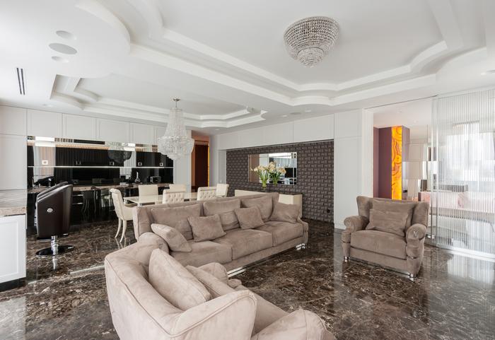 Visionnaire by Ipe Cavalli: монобрендовая квартира в Днепре