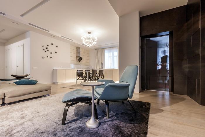 Роскошный интерьер от Flatt Studio: жизнь в сегменте luxury