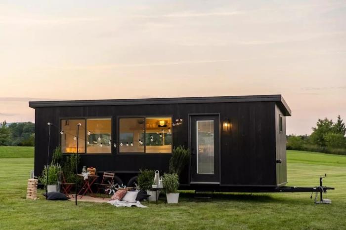 Автономный дом от IKEA: функциональность, экологичность, комфорт