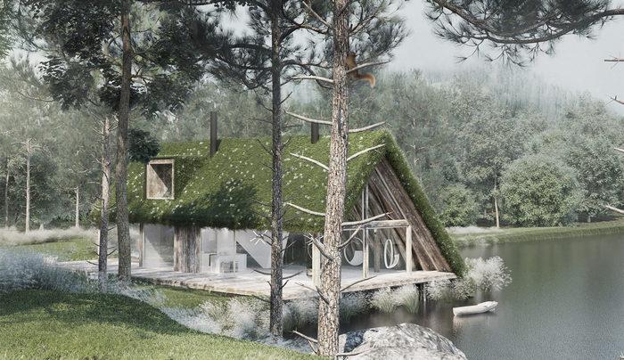 Загородный дом в Польше: как выбрать материал для постройки