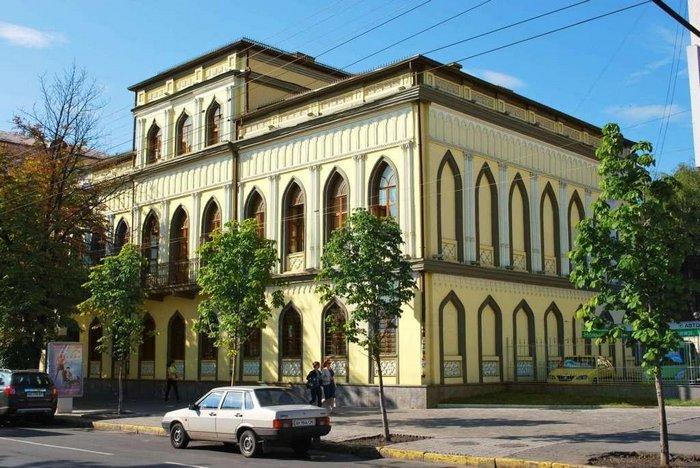 Музей истории Днепра: улицы, которых не было