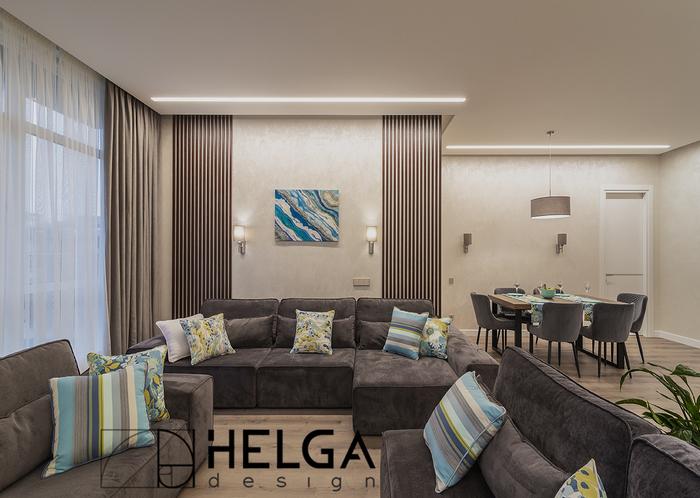 Квартира от «Хельга дизайн»: воплощенная мечта