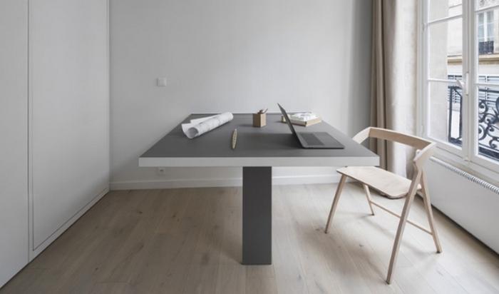 Квартира-трансформер от EDB: как жить и работать на 16 квадратах
