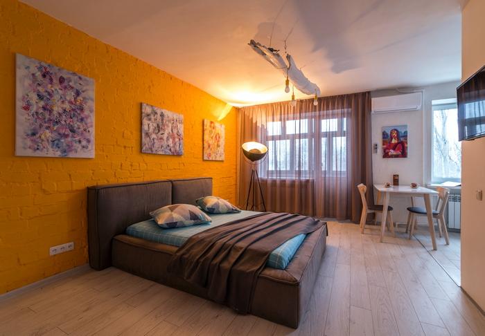 Смарт-квартира в центре Днепра: «все по-взрослому»