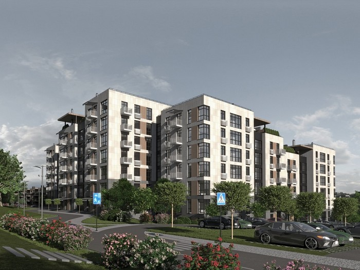 Forest Hill: самый экологичный жилой комплекс в Днепре