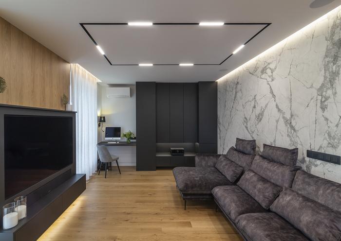 Квартира с видом на Днепр: оптимальный вариант перепланировки