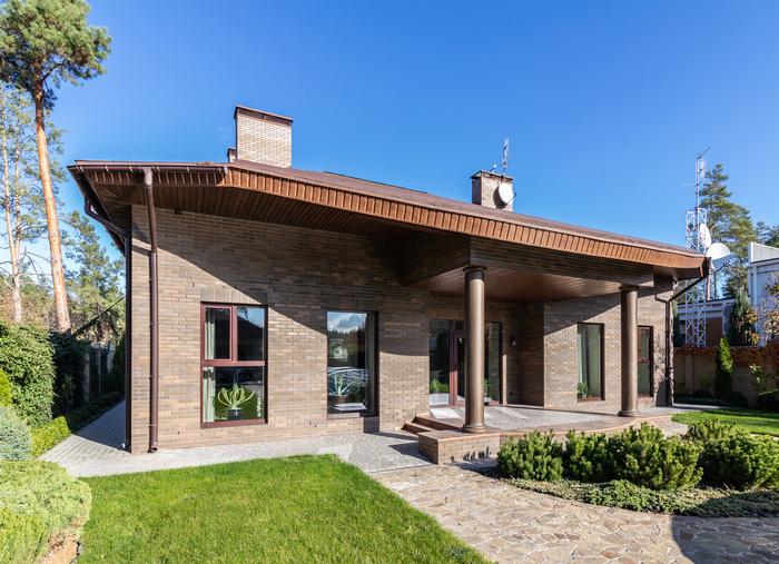 GREY HOUSE: загородный дом от «Beloyartseva Architectural Bureau»