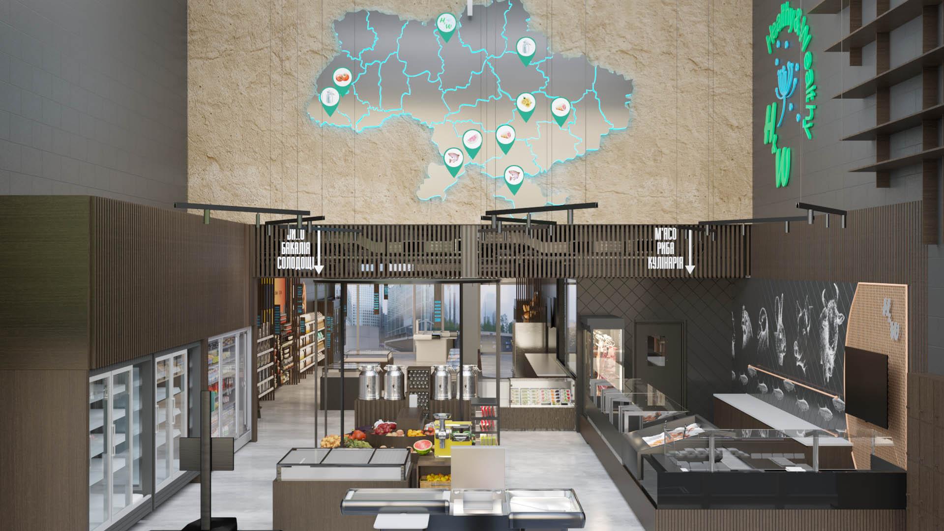 Дизайн магазина: как правильно оформить торговый зал