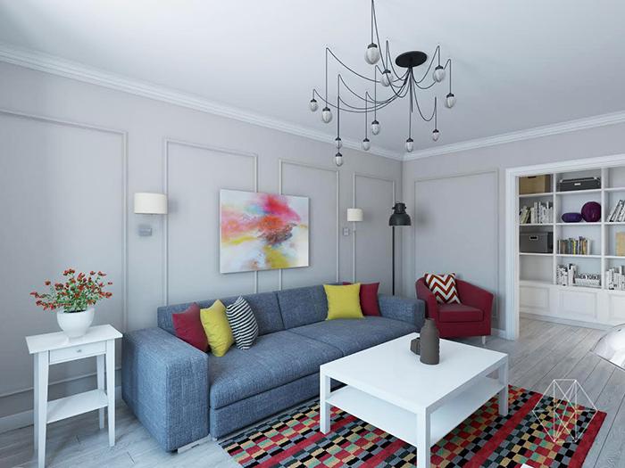 дизайн квартир с мебелью икеа фото технику бросили